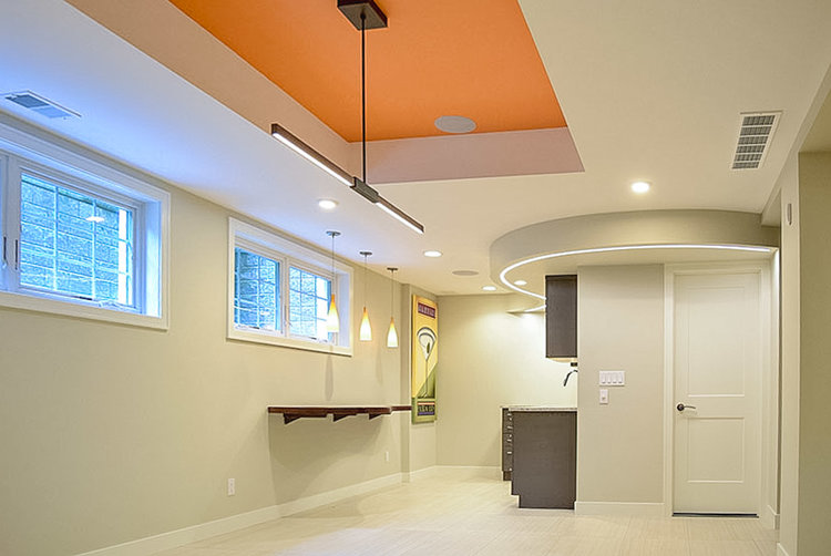 Basement Remodeling Tips professional remodeling tips on finishing a basement — forward