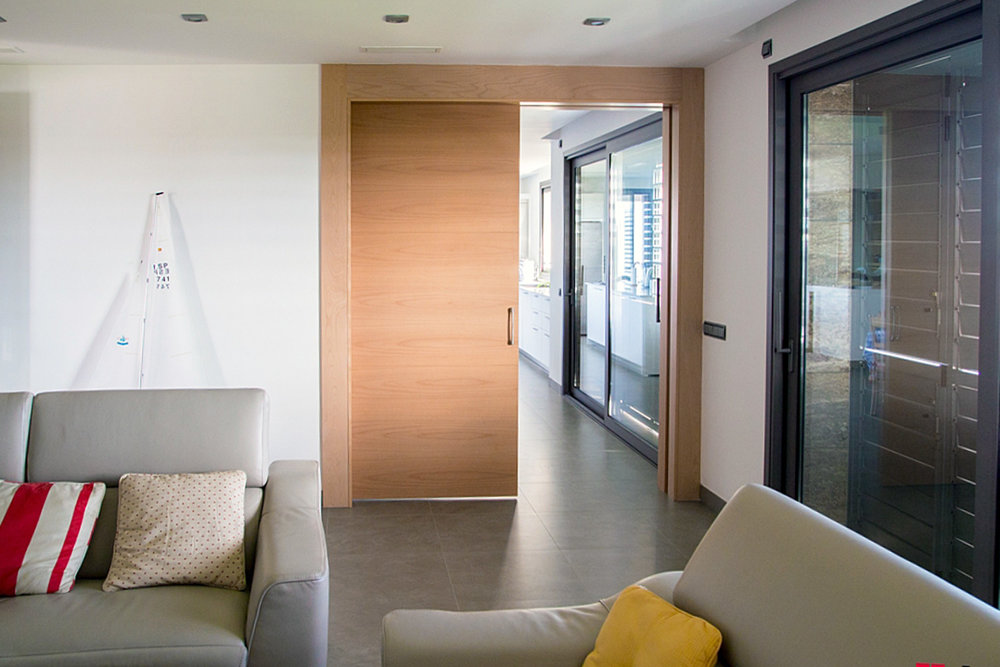 Pocket doors for home remodeling