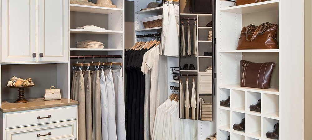 Walk In Closet Dimensions And Design Tips