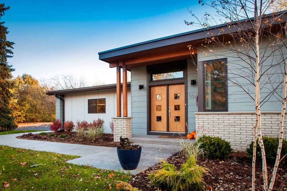 Exterior Doors The Pros And Cons Of Wood Steel And Fiberglass