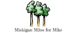Michigan Miles for Mike Logo