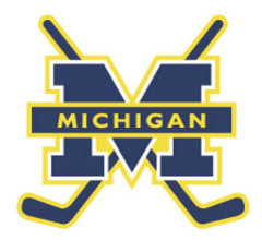 Michigan Womens Hockey Logo
