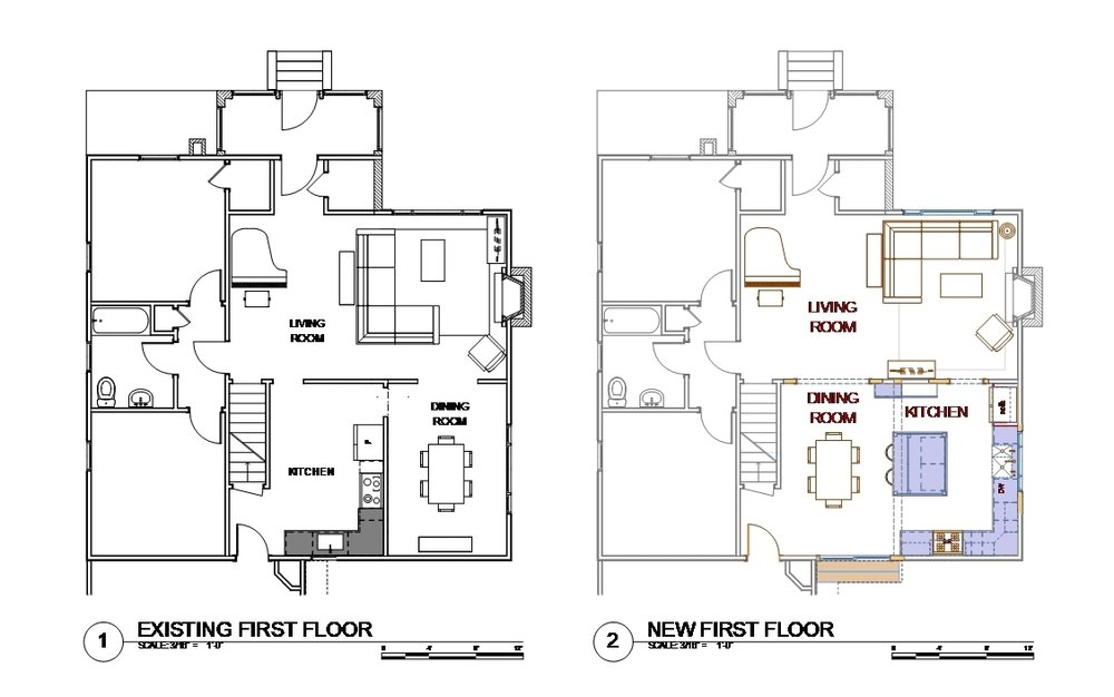 plans - first floor