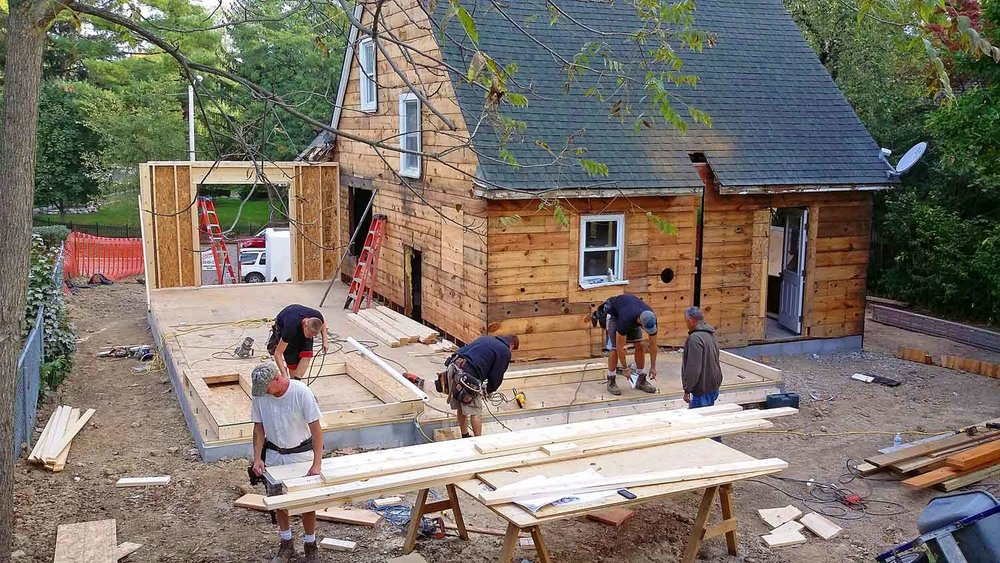 Energy Efficient Home Remodeling