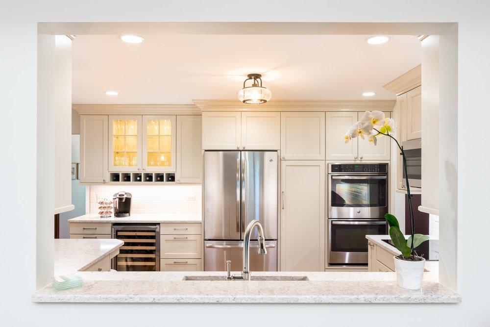 Aging In Place Kitchen Design Ann Arbor, MI