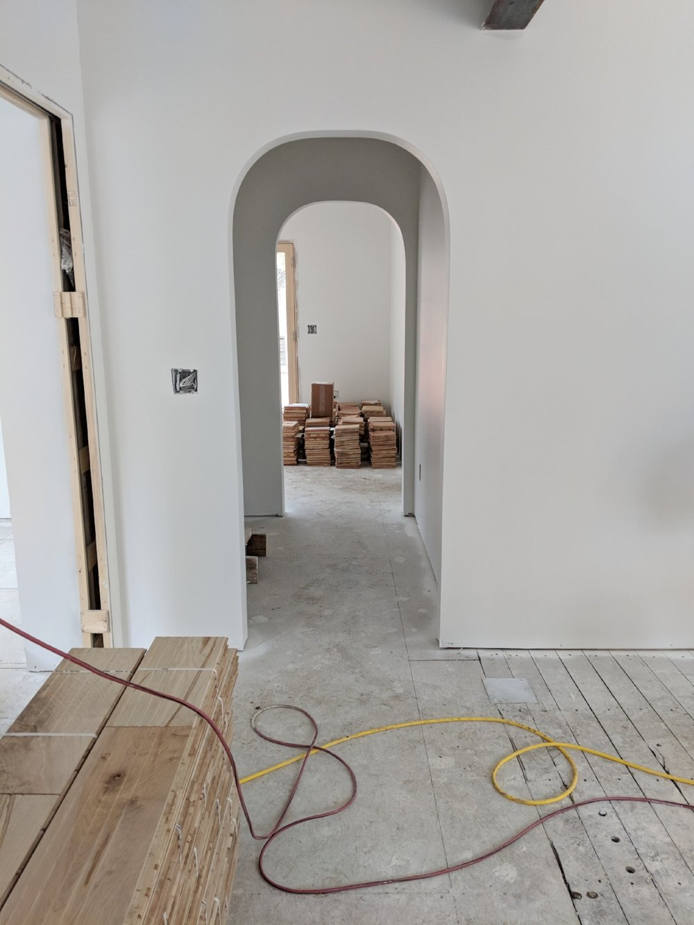 Arched Doorways
