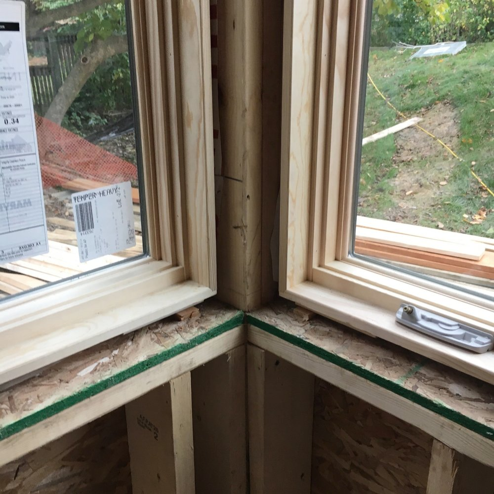 Marvin Integrity Wood Ultrex Windows
