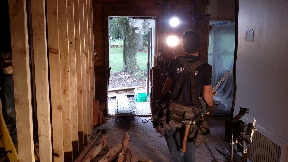 Carpenter Ryan Beaber