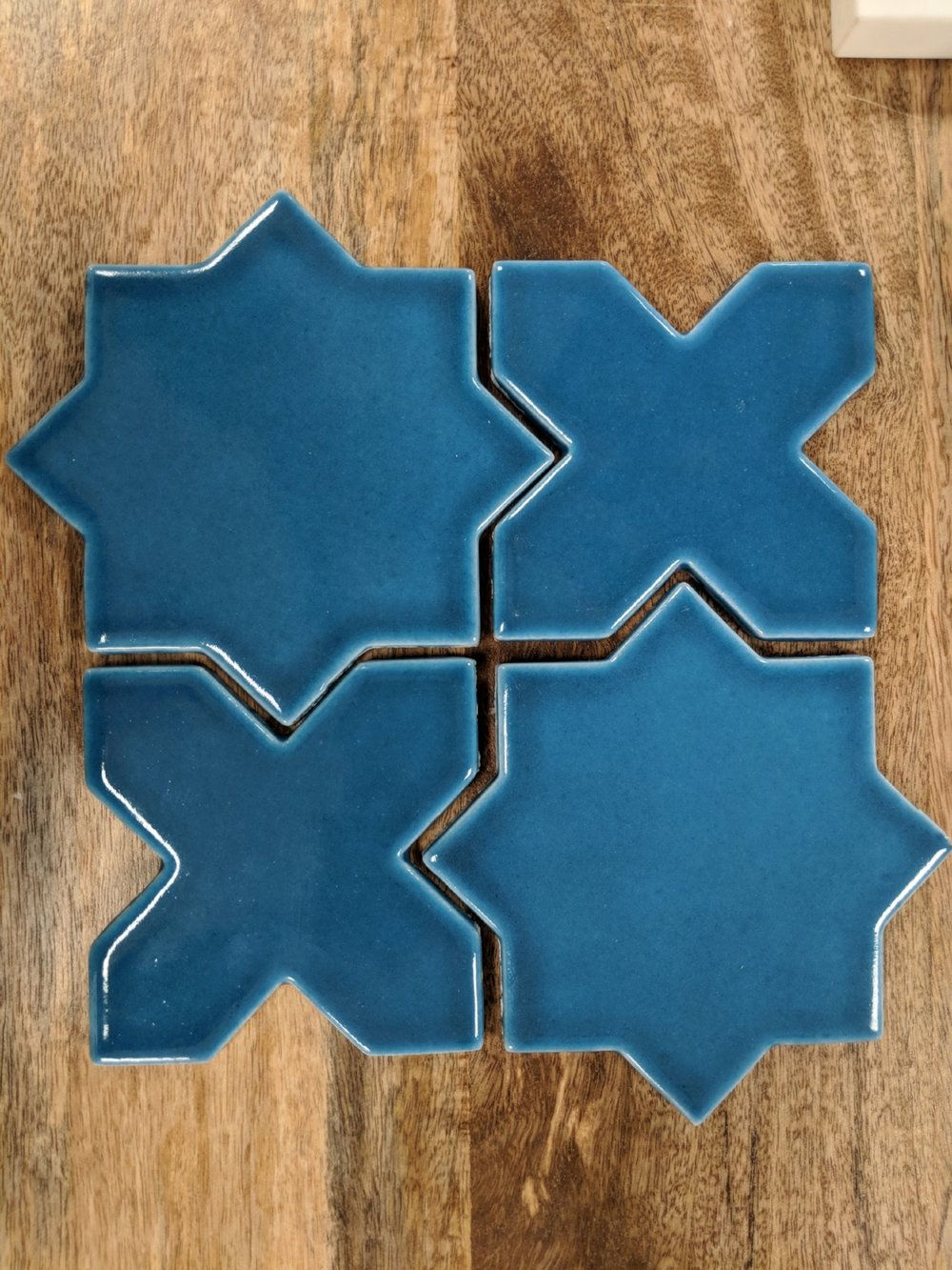 Unique tile choices