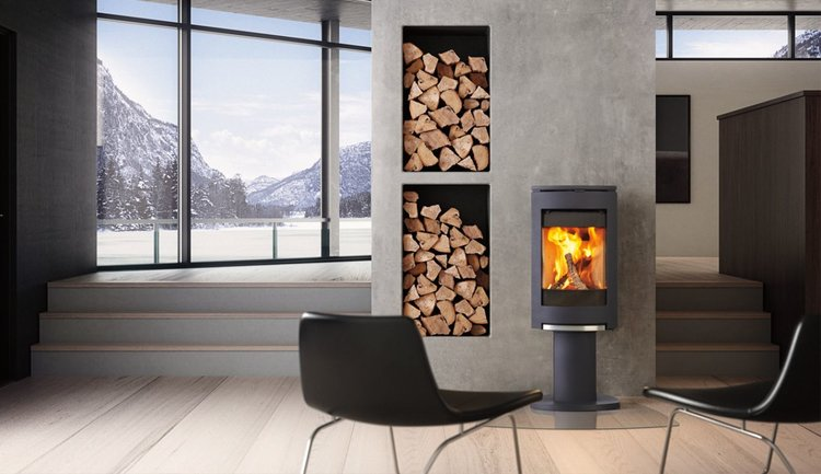 remodeling living room. Safely Remodeling A Living Room for Wood Stove  Clearances