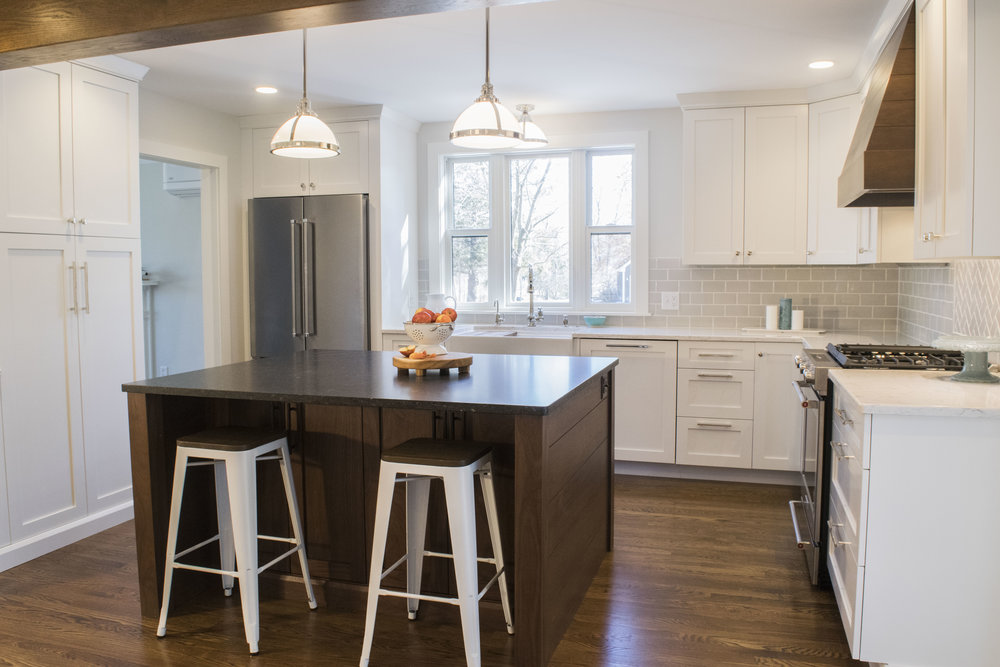Home #9: 2969 Newport Rd. Ann Arbor  | Interior Remodel with Kitchen Relocation