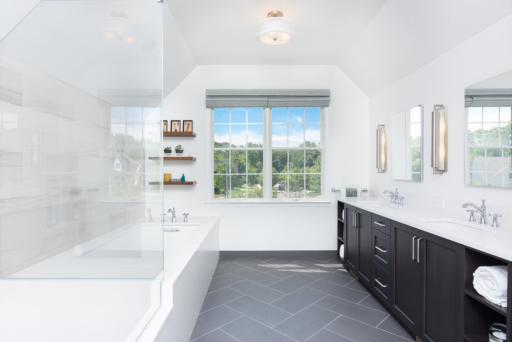 Kitchen and Bath Home Design Trends