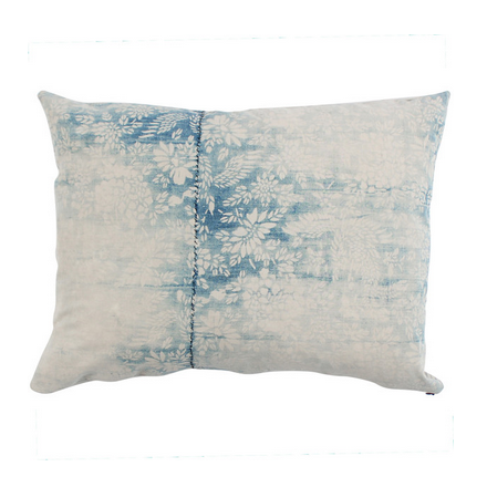 LuRu Home | Faded Floral Pillow $185