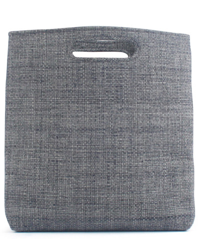 Homespun Tall Tote Bag