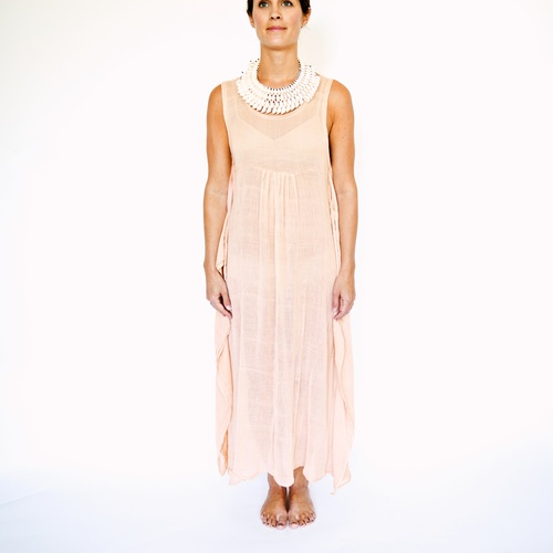 Peche Rosa Dress, Mali