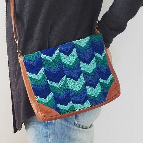 Knotted Sling Bag