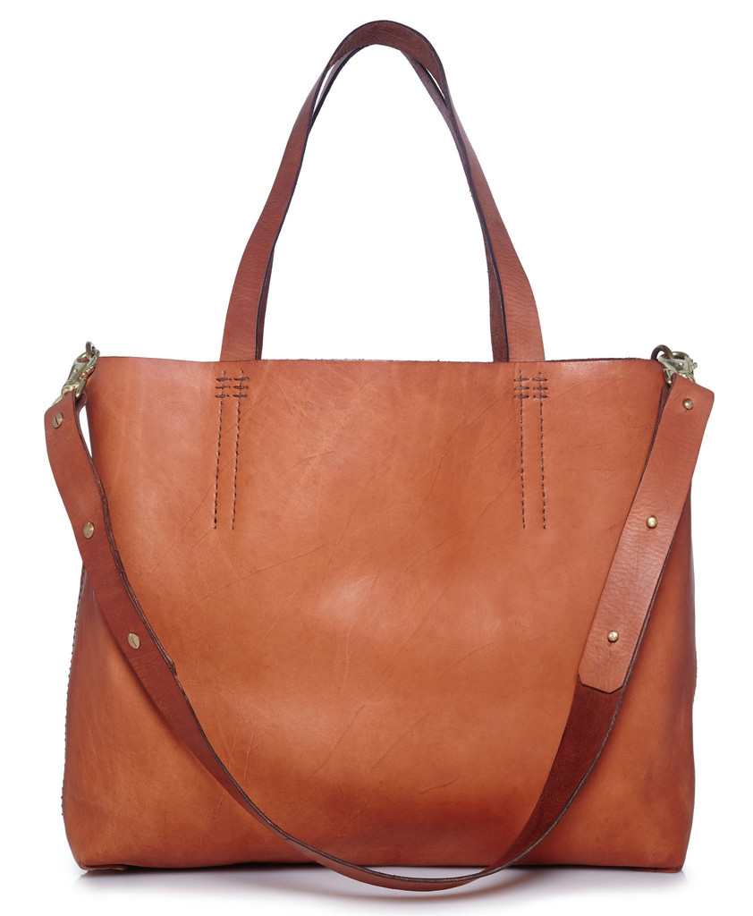 Cenice Leather Carry-All