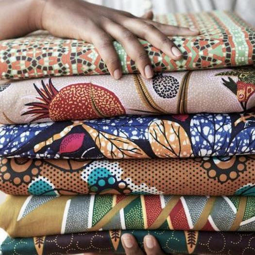 MAYAMIKO    @mayamikodesigned   African printed cotton