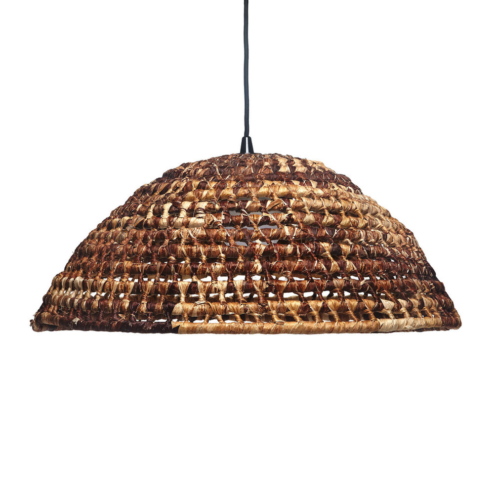 Handwoven Banana Leaf Lampshade