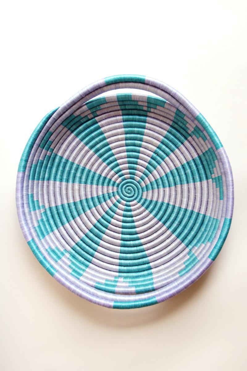 Large Platter - Teal
