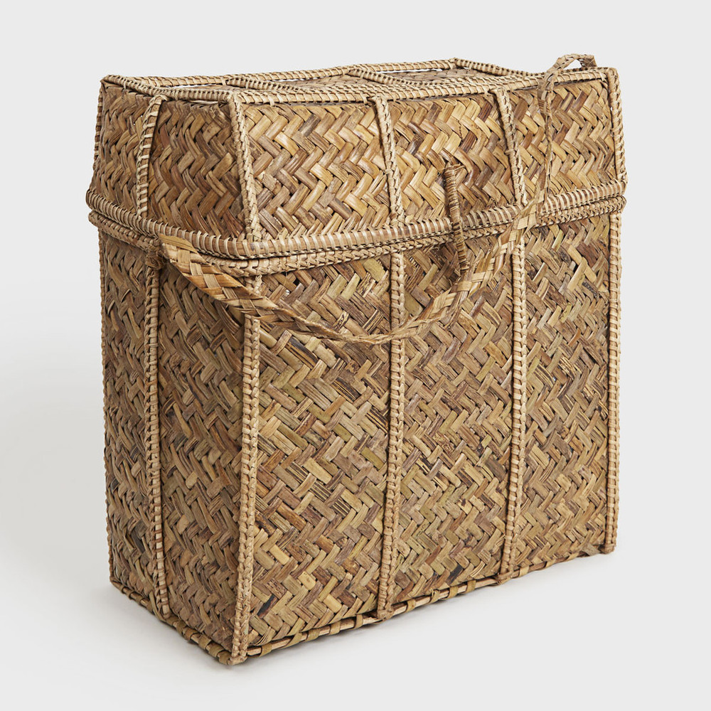 Bhutanese Natural Weave Basket
