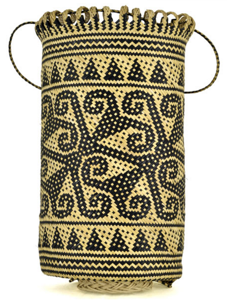 Rattan Carrying Basket