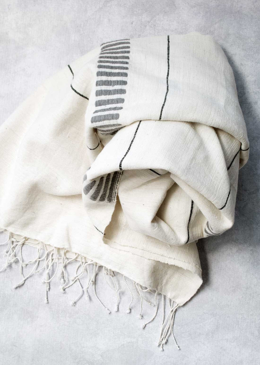 Aksum Ethiopian Cotton Towel