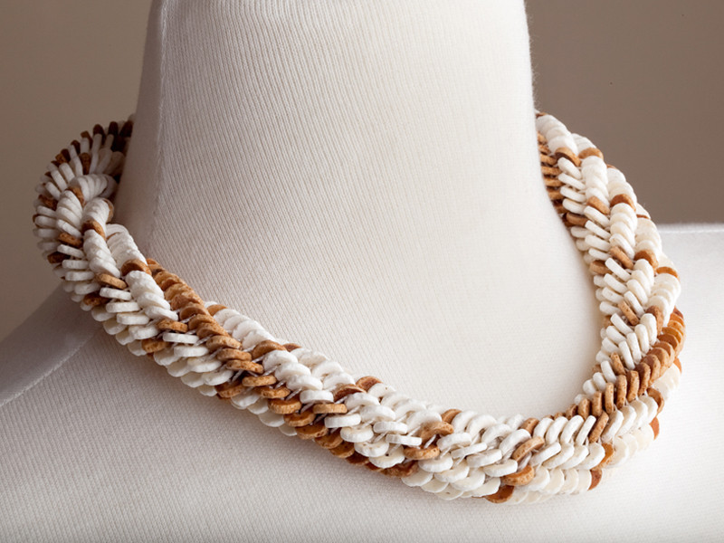 Namibian Roll Necklace