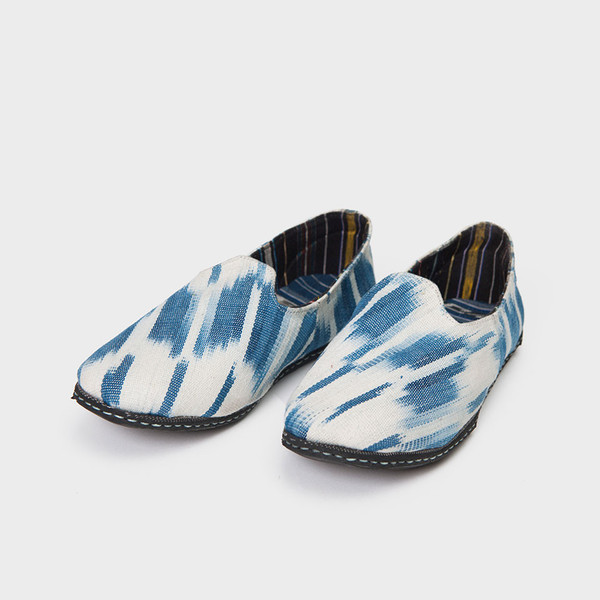 God's Eye Ikat Shoes