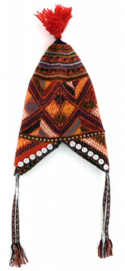Beaded Trim Hat