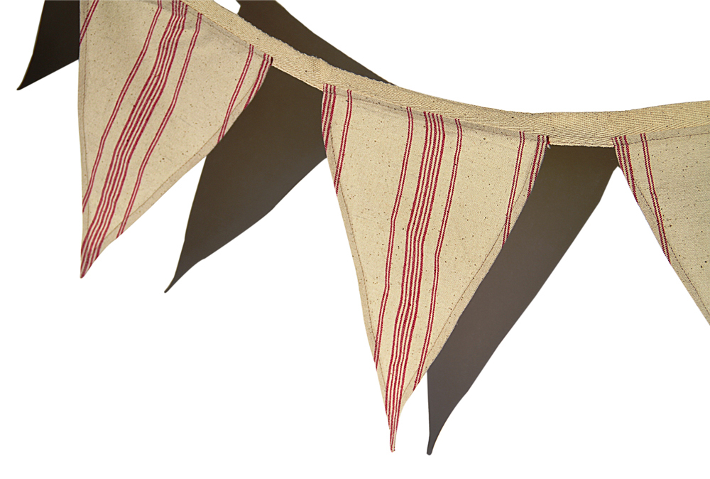 Natural Cotton Bunting