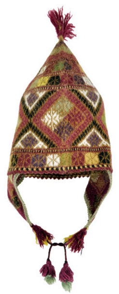 Peruvian Hand Knitted Hat