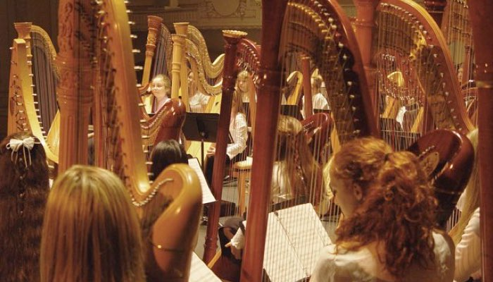 Pacific Northwest Harp Ensemble