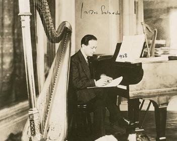 carlos salzedo harp studio