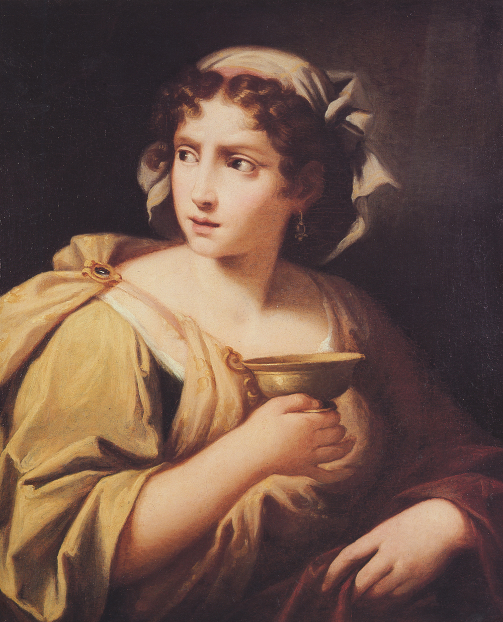 Figure 1 Sofonisba Oil on canvas, 75 x 62 cm Torino, private collection (Baroncini, plate I)
