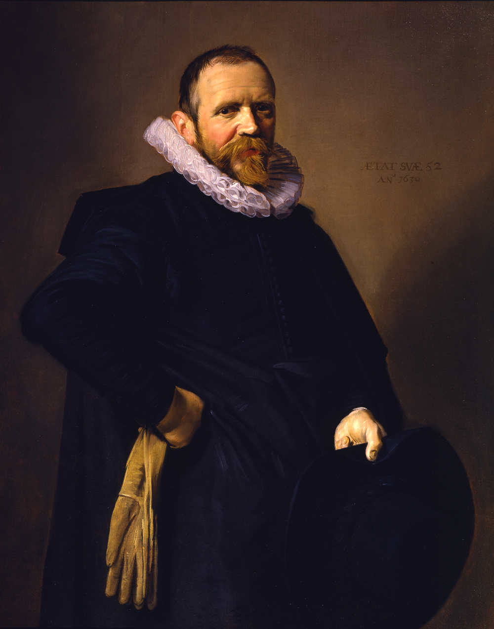 FRANS HALS  (Antwerp 1581/5 – 1666 Haarlem)