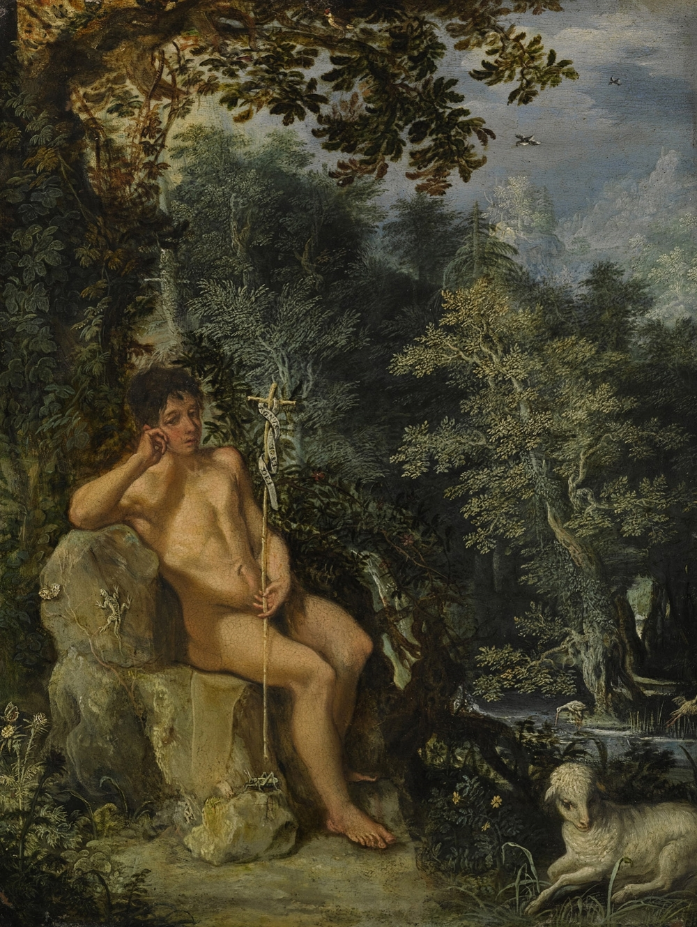 ADAM ELSHEIMER (Frankfurt 1578 - 1610 Rome)