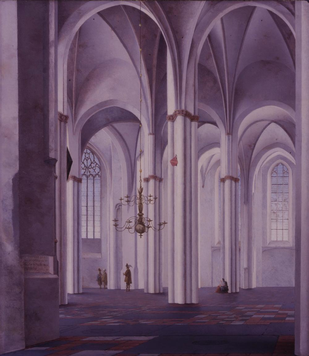 PIETER JANSZ. SAENREDAM (1597 - 1665)