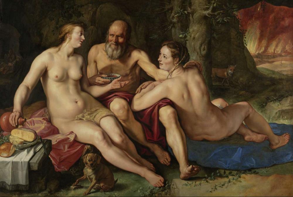 HENDRICK GOLTZIUS (1558 - 1617)