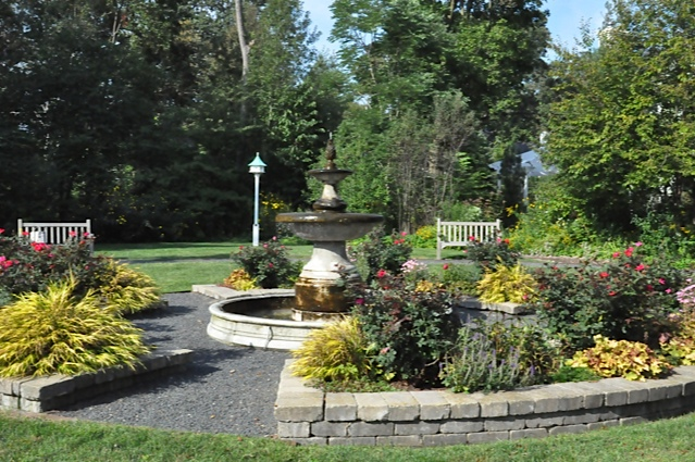Charles A Ware Memorial Garden Kenilworth Garden Club