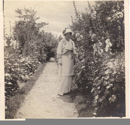 Our founder, Anne Higginson Spicer.
