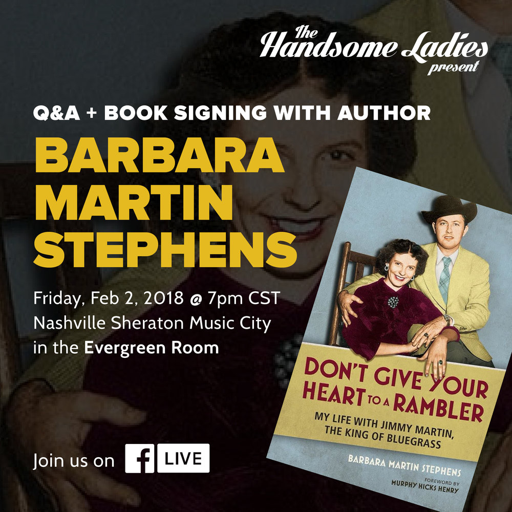 Qa Book Signing With Author Barbara Martin Stephens The