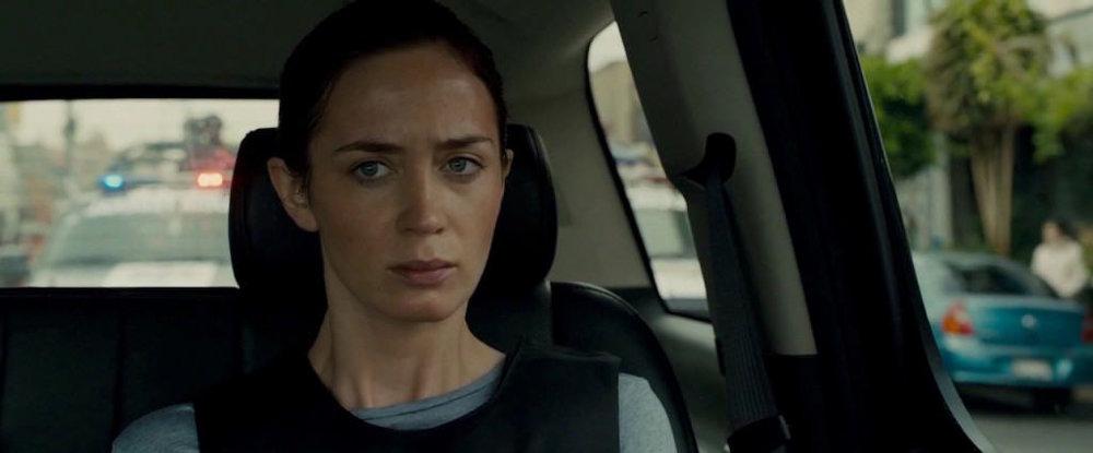 Emily Blunt as Kate Mercer, Sicario