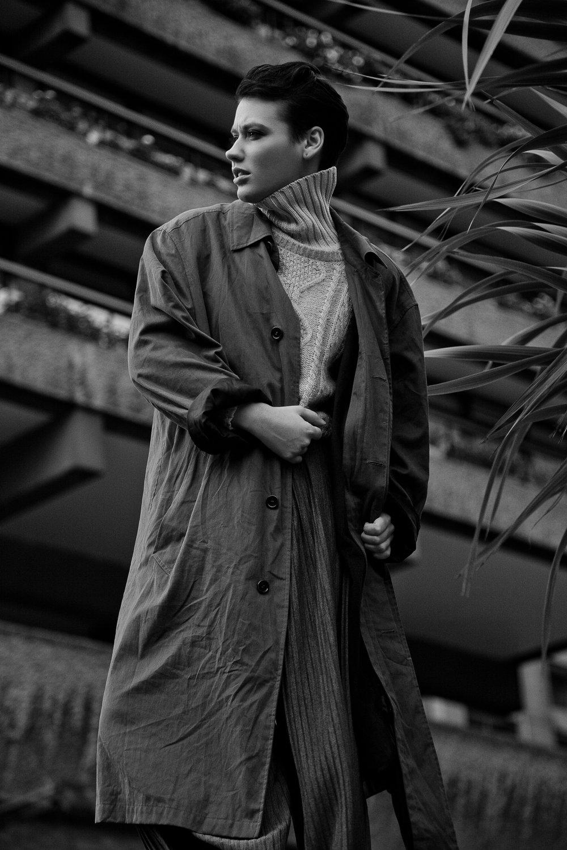 Model: Laura Jane Dunkerley // BMA Models