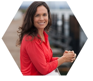 Johanna Beyer vision board bio