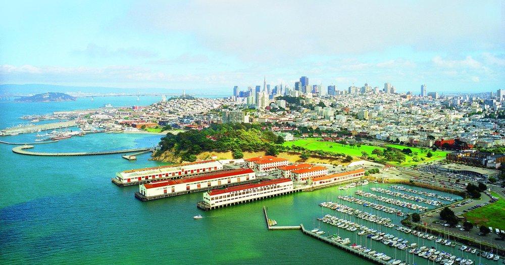 Copy of Fort Mason and San Francisco 2005