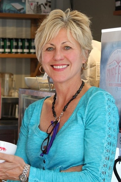 Helen Russell   CEO & Co-Founder, Equator Coffee