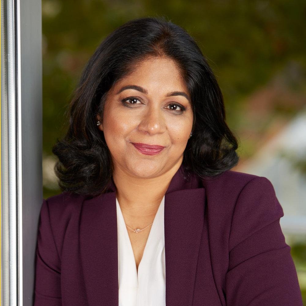 Aparna Pujar  Founder and CEO, Enfavr