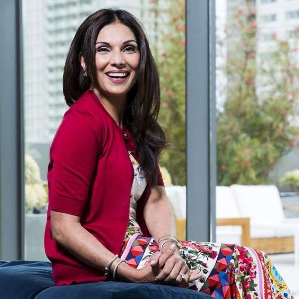 Shelly Kapoor Collins  Founding Partner, Shatter Fund