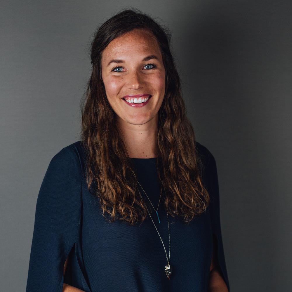 Anna Pickren  Director of Partnerships, Alice